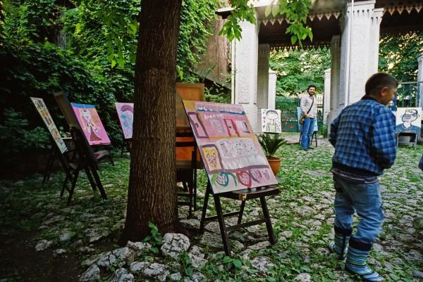 014. Izlozba decijih radova, by S. Veljovic