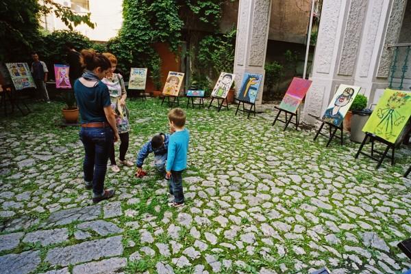 015. Izlozba decijih radova, by S. Veljovic