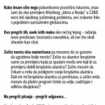 BLIC - KULTURA - J. Ćirilov - Besplatne ulaznice