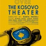 Let iznad pozorista Kosova