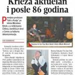 BLIC BEOGRAD - Krleža aktuelan i posle 86 godina